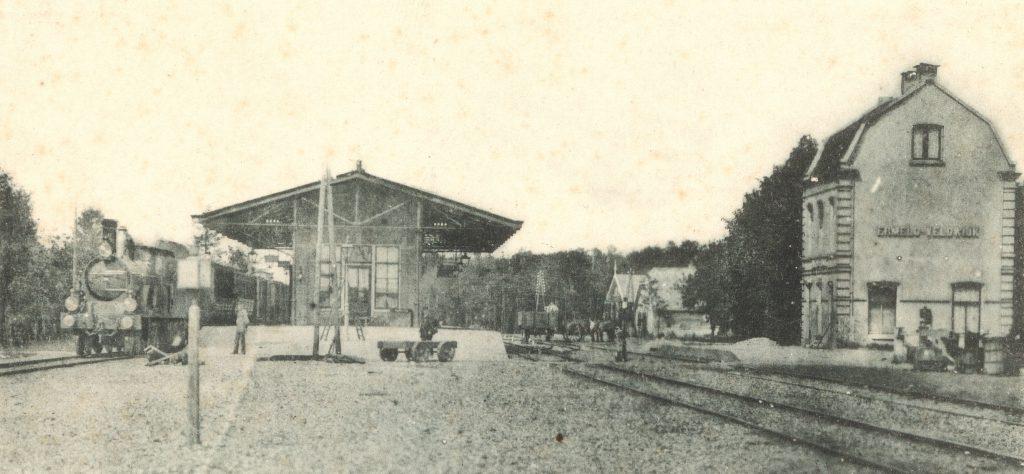 Station Ermelo - Veldwijk